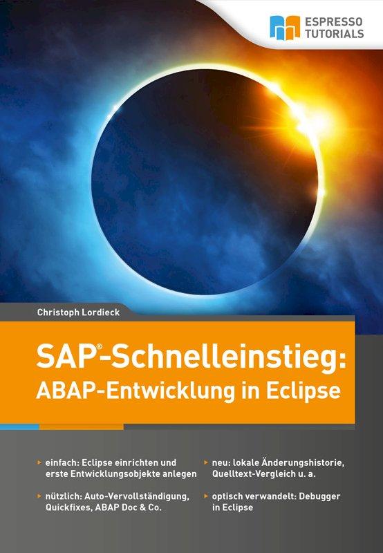 SAP-Schnelleinstieg: ABAP-Entwicklung in Eclipse