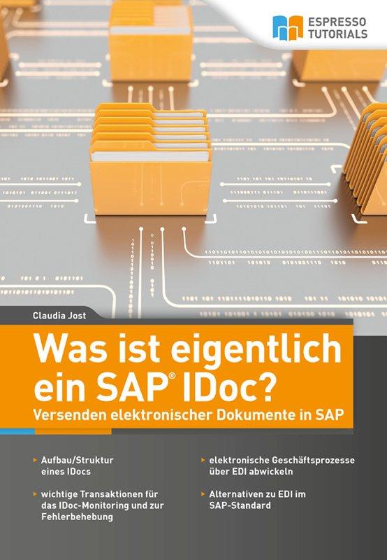 Was ist eigentlich ein SAP IDoc? Versenden elektronischer Dokumente in SAP