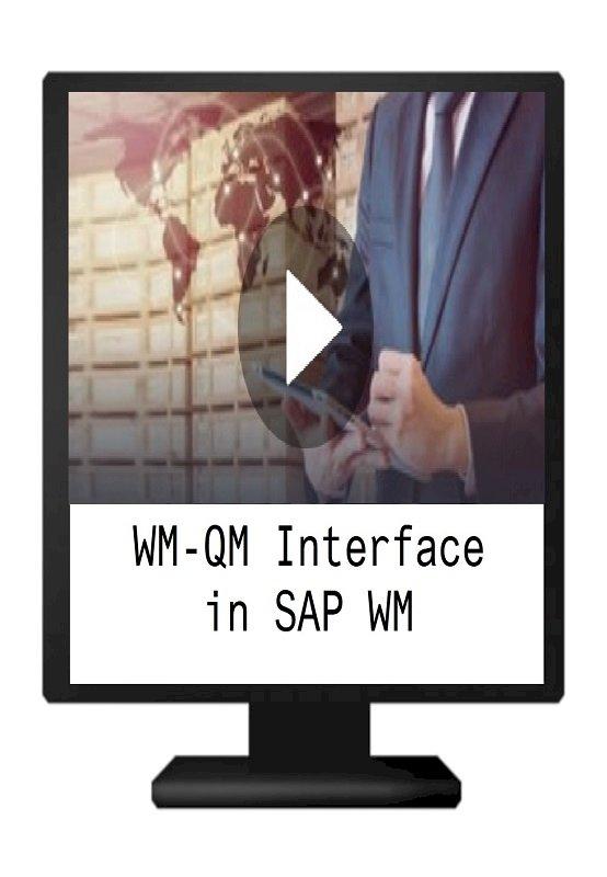 WM-QM Interface in SAP Warehouse Management