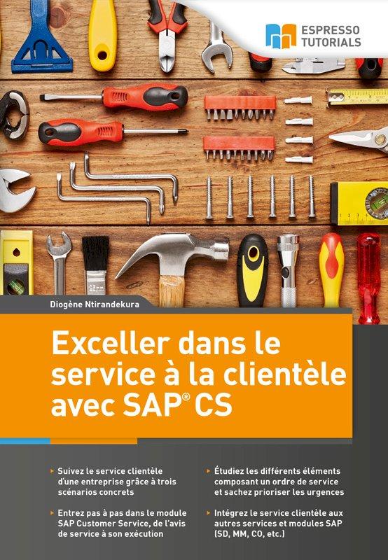 Exceller dans le service à la clientele avec SAP CS