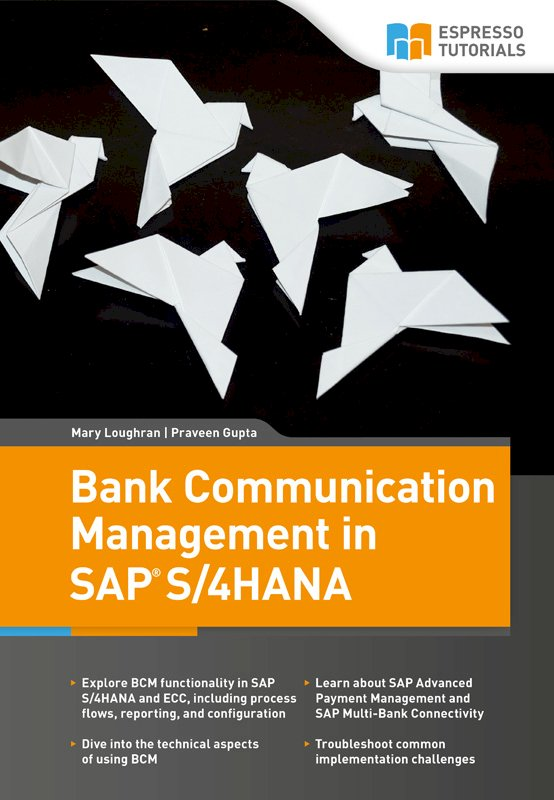Bank Communication Management in SAP S/4HANA