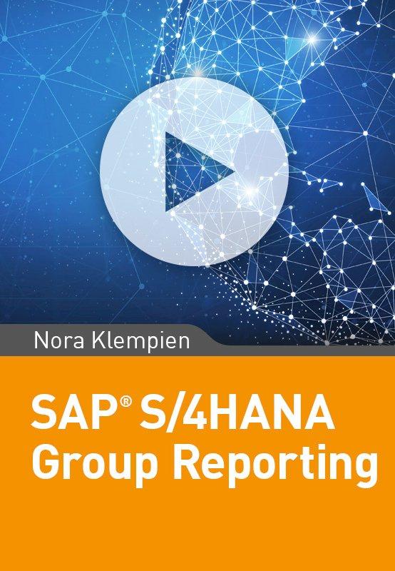 SAP S/4HANA Group Reporting