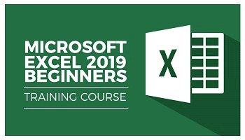 Excel 2019 – Beginners