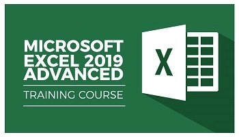 Excel 2019 – Advanced