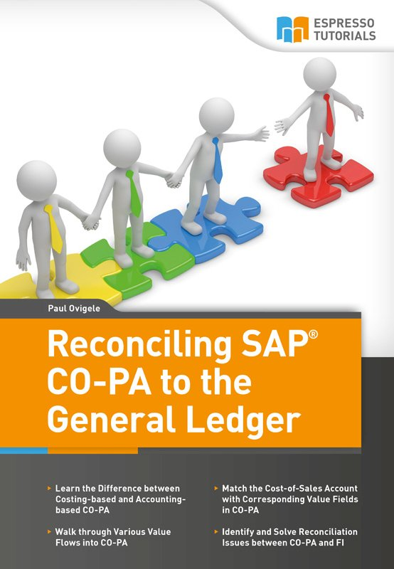 Reconciling SAP CO-PA to the General Ledger