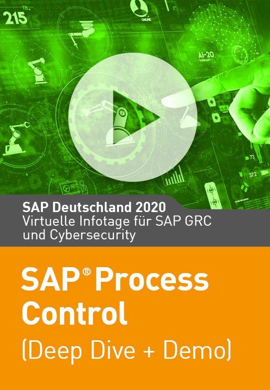 SAP Process Control (Deep Dive + Demo)