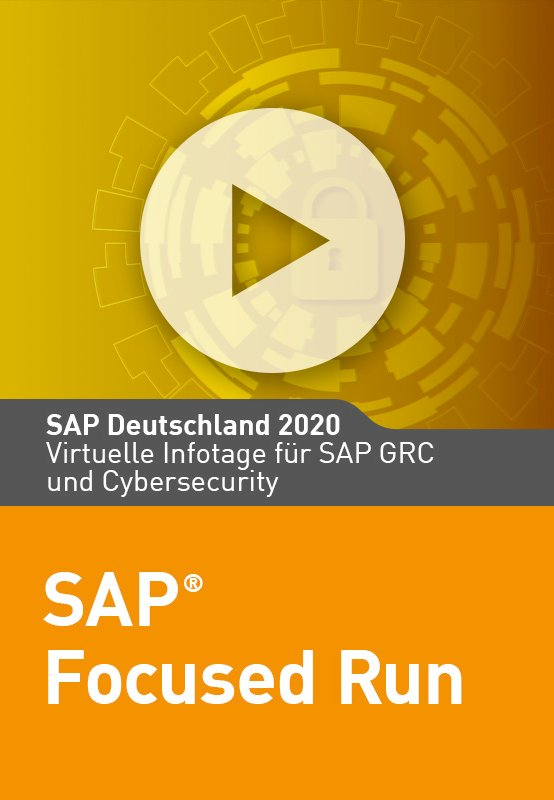 SAP Focused Run