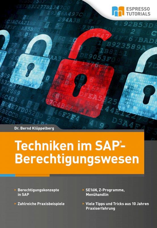 Techniken im SAP-Berechtigungswesen