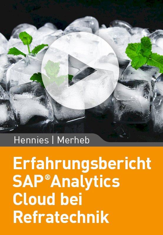 Erfahrungsbericht SAP Analytics Cloud bei Refratechnik