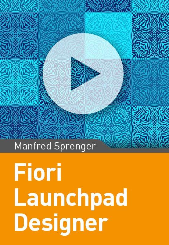 Fiori Launchpad Designer