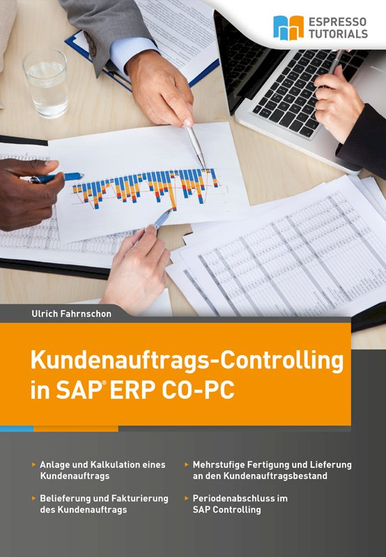 Kundenauftrags-Controlling in SAP ERP CO-PC