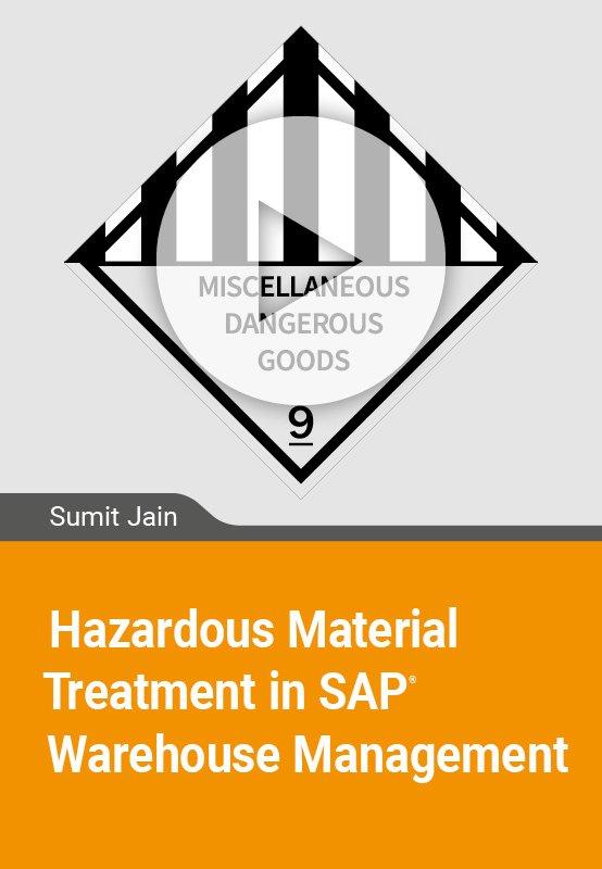 Hazardous Material Treatment in SAP Warehouse Management