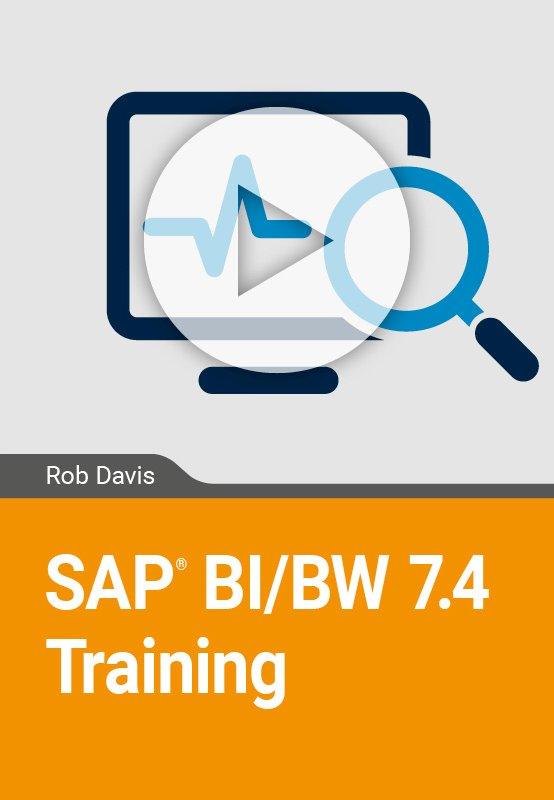 SAP BI/BW 7.4 Training
