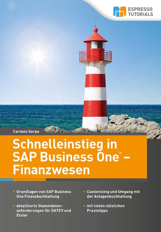 Schnelleinstieg in SAP Business One – Finanzwesen