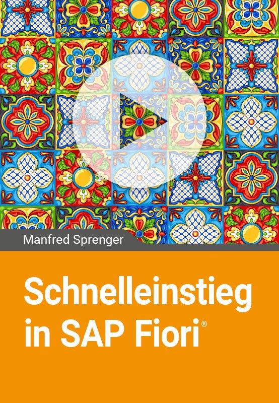 Schnelleinstieg in SAP Fiori