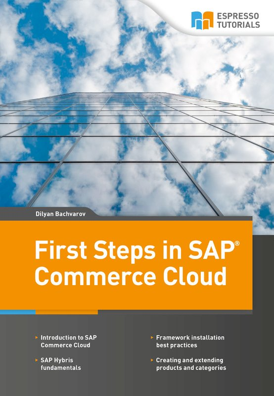 First Steps in SAP Commerce Cloud