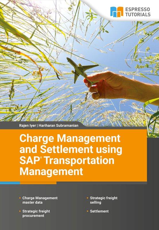Charge Management and Settlement using SAP Transportation Management