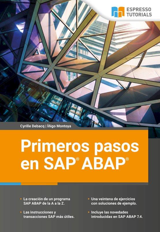 Primeros pasos en SAP ABAP