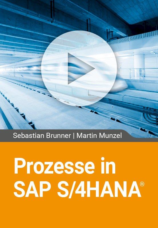 Prozesse in SAP S/4HANA