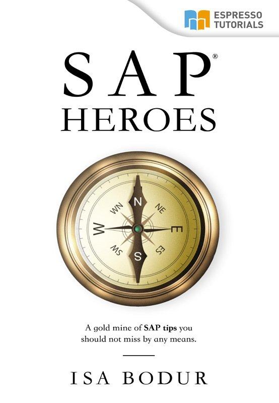 SAP Heroes – amazing SAP tips in a nutshell