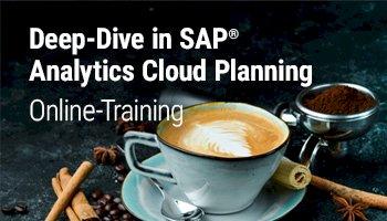 Deep-Dive in SAP Analytics Cloud Planning