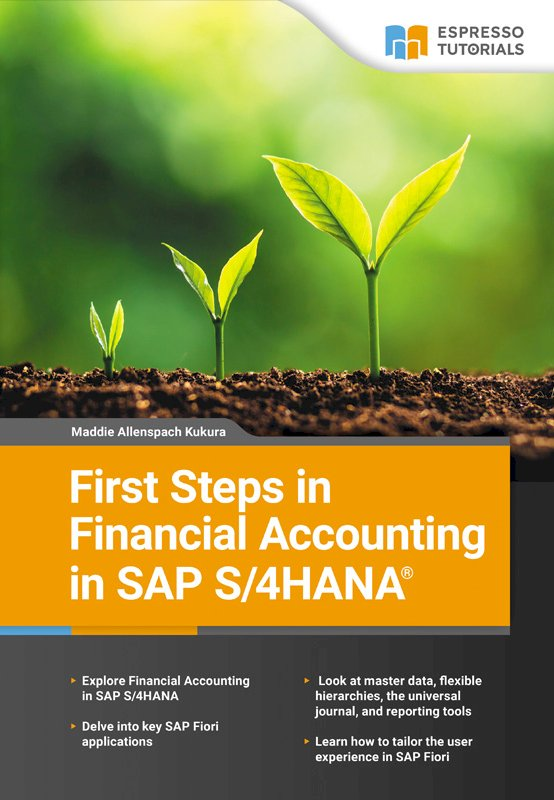 First Steps in Financial Accounting in SAP S/4HANA