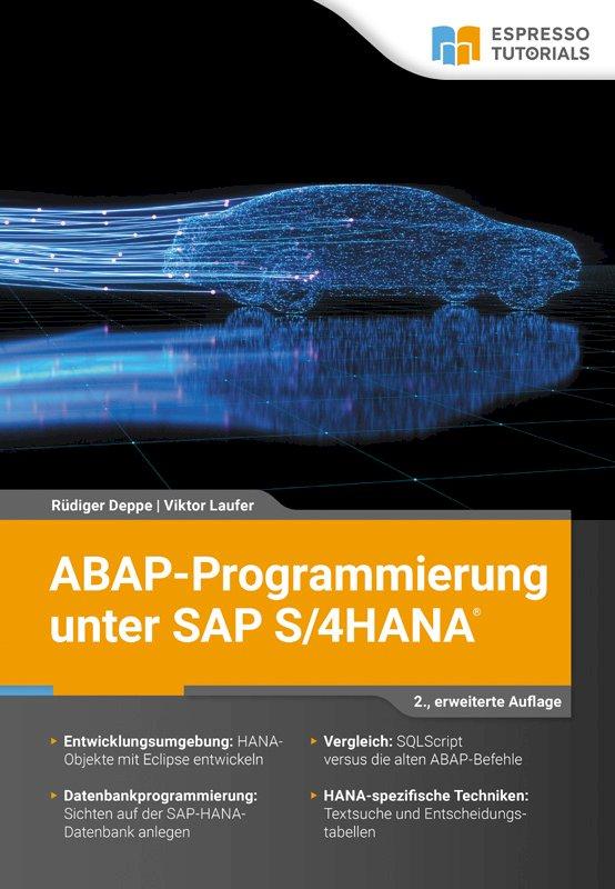 ABAP-Programmierung unter SAP S/4HANA