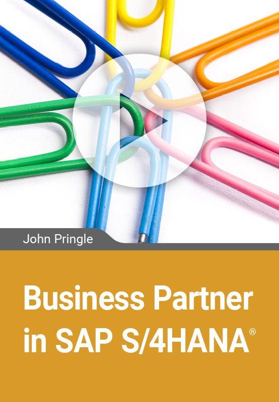 Business Partner in SAP S/4HANA