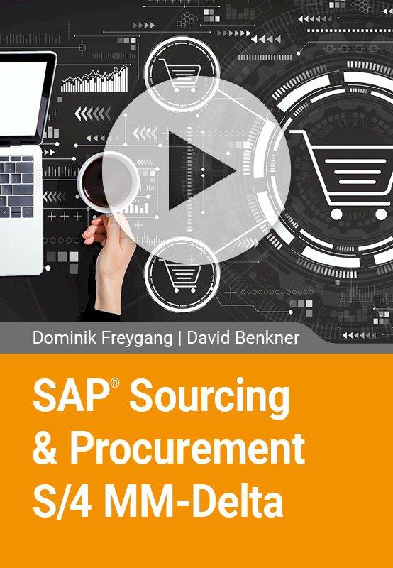 SAP Sourcing & Procurement S/4 MM-Delta