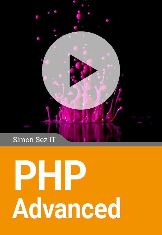 PHP Advanced
